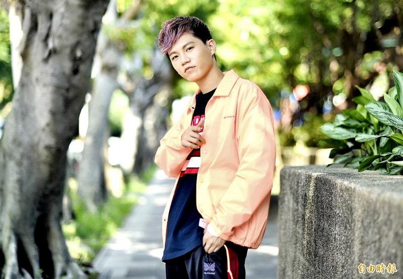 台灣新生代饒舌歌手Spark皇毅休學為夢想而唱