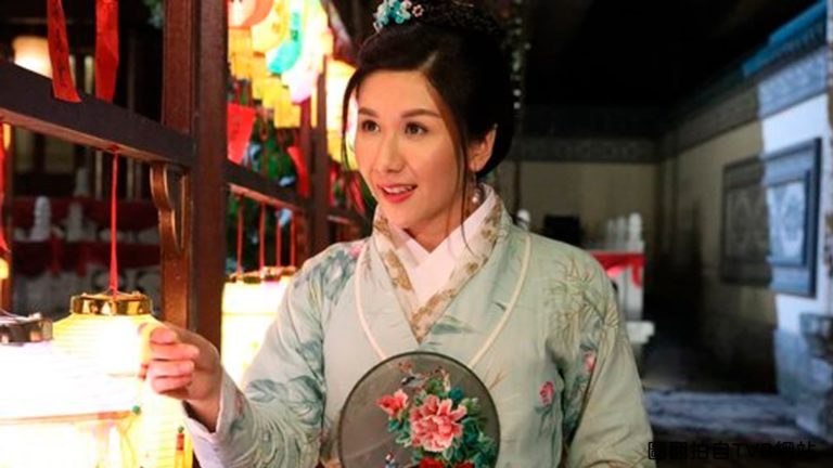 TVB古裝劇《一笑渡凡間 Final Destiny》劇照20
