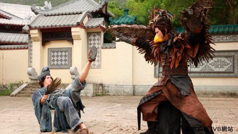 TVB古裝劇《一笑渡凡間 Final Destiny》劇照8