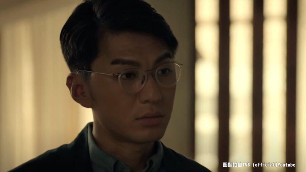刑偵日記 Murder Diary 卡司角色 袁偉豪 飾 韋睿傑